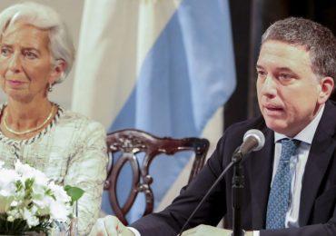 Acuerdo con el FMI: elevaron el monto a 57.100 millones de dólares