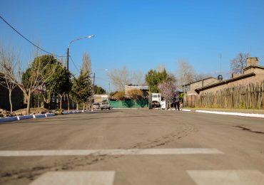 Pavimentación Bº Los Cerezos Tgto1