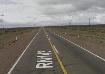 La zona de San Carlos donde se produjo el siniestro, camino a San Rafael.
