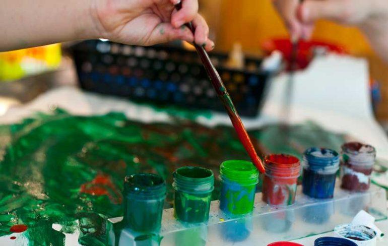 Nuevo Taller gratuito de Pintura Artística con Acrílicos