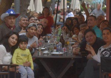 Ya son más de 27.000 los chilenos que llegaron a Mendoza para celebrar sus feriados