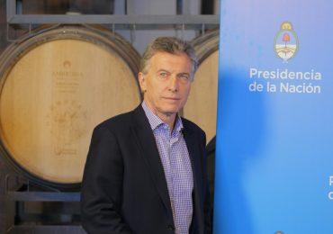 Macri en Mendoza