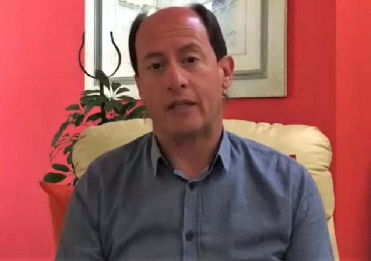 Gustavo Soto Intendente de Tupungato