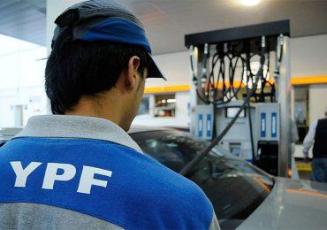 Precios Combustible: Bajo la Nafta pero subio el Gasoil