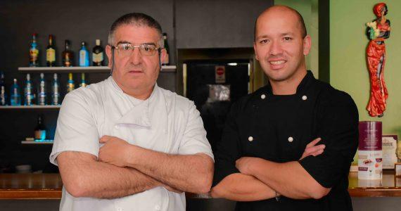 Oscar y Cesar Chefs de Tgto1