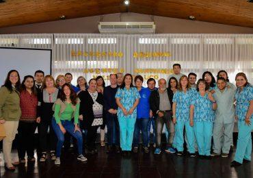 Encuentro Reg. Agentes Sanitarios en Tgto