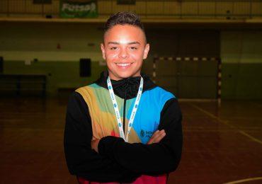 Ignacio Barrera - Juegos Suramericanos Escolares Perú0