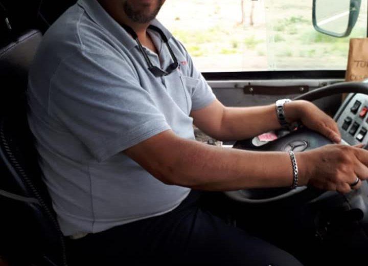 Ormeño devolvio 11mil pesos a un pasajero