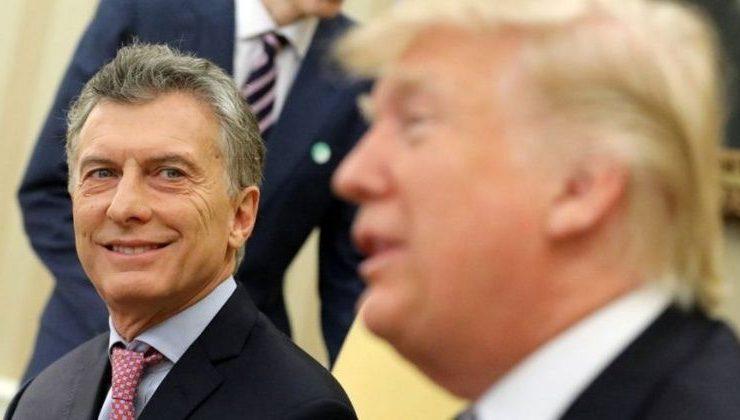 El presidente de Estados Unidos mantienen una reunión bilateral con su homólogo del país austral.