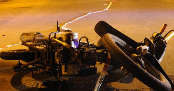 Por Redacción LA COMPARTIR Falleció el motociclista que había chocado contra un árbol en calle Filipini de Tupungato,