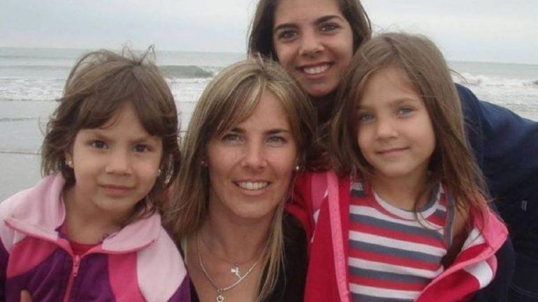 Familia San Carlos, robaron las cenizas de su hija