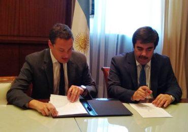 Alejandro Donati y Leandro Cuccioli, titulares de ATM y AFIP firmaron una resolución que unifica el cobro del Monotributo