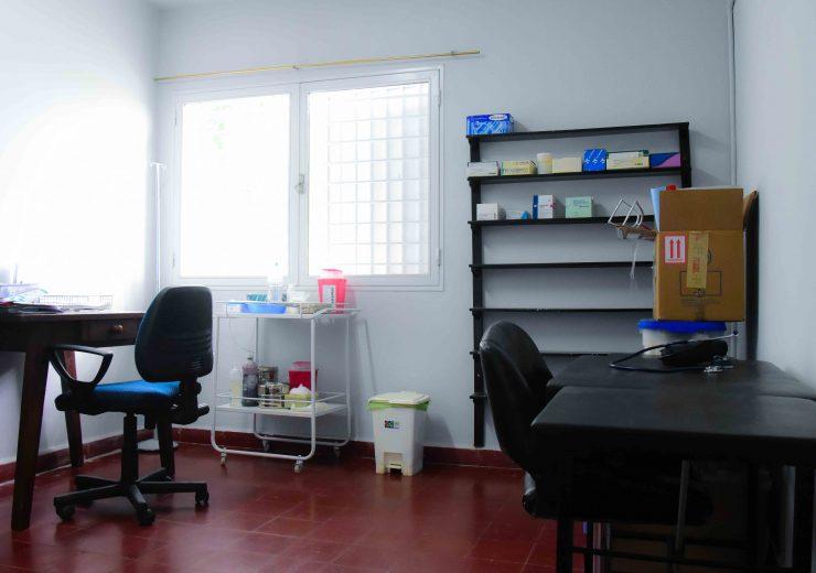 Centro de Salud de La Carrera