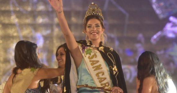 Representó a Made in Mendoza Group y obtuvo 101 votos. La flamante virreina es Virginia FlorindoGonzález.