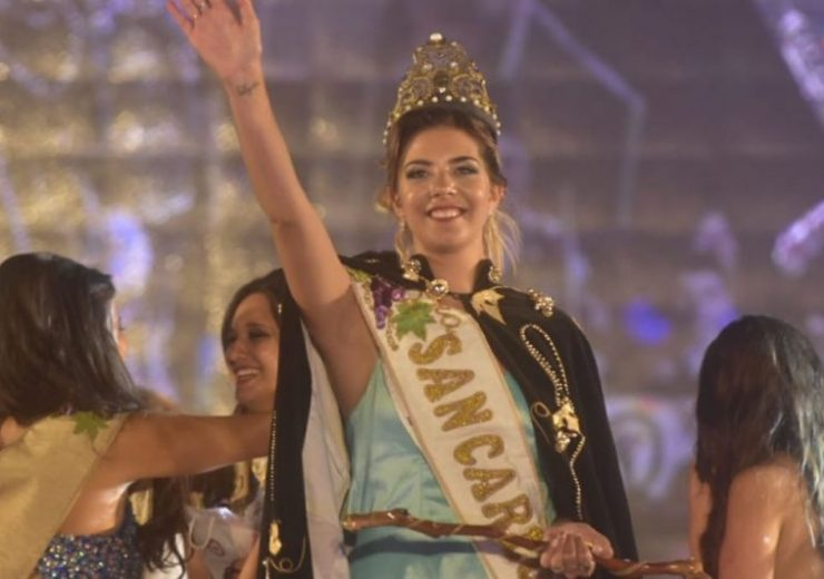 Representó a Made in Mendoza Group y obtuvo 101 votos. La flamante virreina es Virginia FlorindoGonzález.