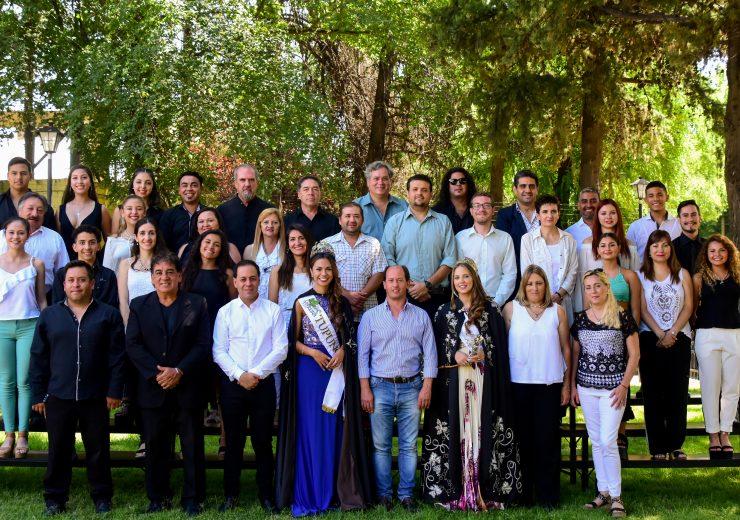 Staff Vendimia de Tgto 2019