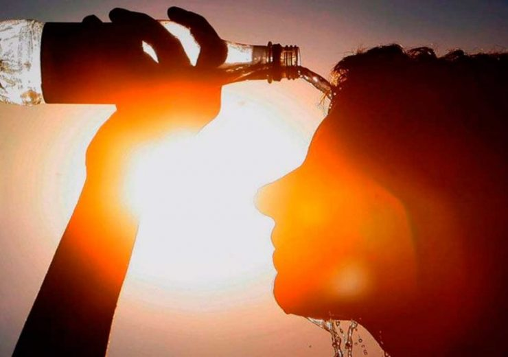 Recomendaciones para evitar un golpe de calor