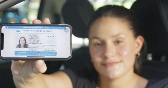 Licencia de Conducir en App