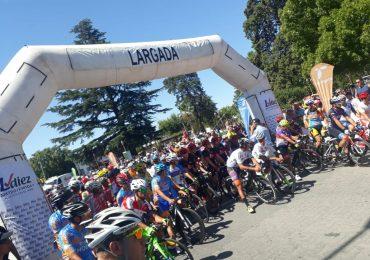 Priimera etapa de la 43° edición de la Vuelta de Mendoza en Tupungato
