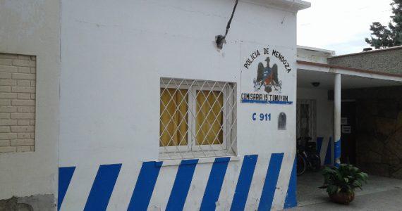 Tunuyán: lo trasladaron de la cárcel a una comisaría y se fugó