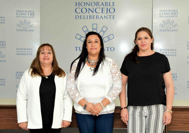 Nuevas Autoridades 2019 HCD Tgto 2019