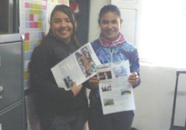 Alumnas Esc. Campo Los Andes