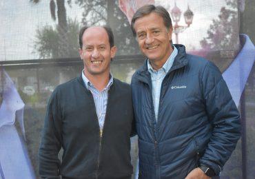 """Rodolfo Suarez visitó Tupungato: """"La buena gestión Municipal nos renueva el entusiasmo por Gobernar la Provincia"""""""