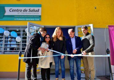 Inaug. Centro de Salud La Arboleda Tgto6