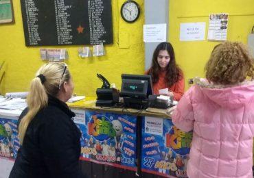 Agencia de loteria tupungato