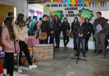 Ubicado en el barrio El Esfuerzo, brinda servicio a 71 niños de 45 días a tres años. Además, funcionan otros servicios educativos para niños y jóvenes.